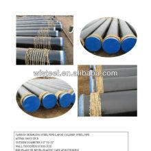 api5l psl1 / 2 precio galvanizado X52 tubo de alcantarilla corrugado