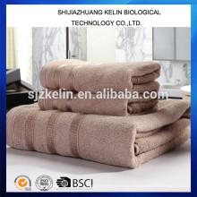 100% bamboo fiber bath towel set