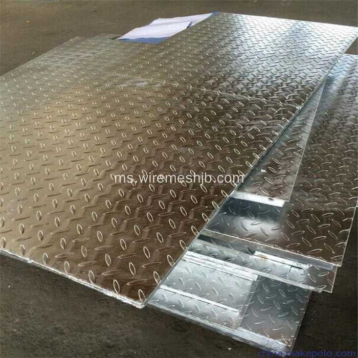 Stail Grating Steel Composite