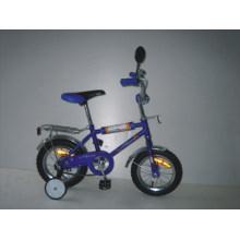 """12 """"bicicleta das crianças da armação de aço (BT1201)"""
