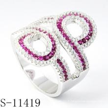 Bague fantaisie en argent 925 pour femme (S-11419)