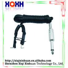 Silicone rubber Tattoo power supply clip cord,permanent make up device Tattoo Clip Cord