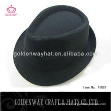 2014 100% lana de fieltro de ancho de borde indiana jones barato fedora sombrero