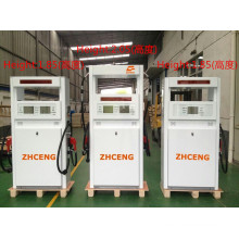 Zcheng Win Series Distributeur de carburant Buse à pompe double