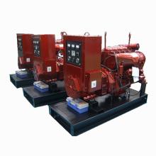 Silent & ATS Deutz 100kW Générateur Diesel