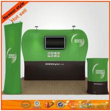 fait de photomaton de tissu pour le salon commercial et peut fait sur commande utilisé pour des affaires de mariage faites à Changhaï