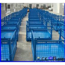 Китай производитель Самый дешевый промышленности Wire Mesh Box Пзготовителей
