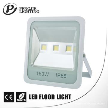 Superior Sanan Chip Ce, RoHS Aluminio Vivienda Plaza Forma COB Floodlighting Fixture