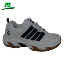 nouvelle chaussure de tennis de marque de conception chinoise pour des hommes, chaussures de tennis de table faites sur commande
