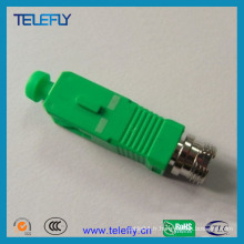 Adaptateur de fibre optique femelle Sc / APC / Male-FC / femelle