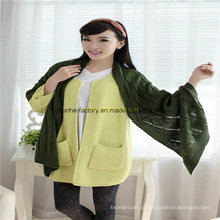 Top qualidade Atacado Moda Knitting Scarf / Lady Scarf / xale Scarf