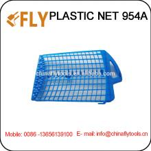 Red plástica azul