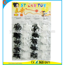 Novelty Design Interesing Entertainment Soft Black And White Various Series Sticky Toy