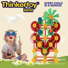 Kids Plastic Toy Building Blocks Education Toys