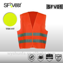 EN ISO 20471 safety wear construction clothing high visibility reflective vests safety vest