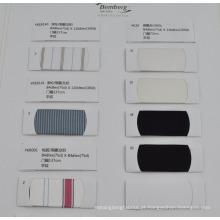 cupro de listra colorida e tecido de revestimento de viscosidade para manga