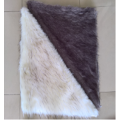 Tops Knitting Faux Fur