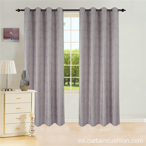 Cortina Jacquard de la sala de estar Home Choice