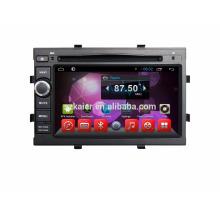 Grosses soldes! Android Chevrolet Cobalt DVD voiture de navigation GPS avec lien miroir, wifi, 3G, 4G, caméra arrière
