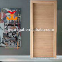 Scratch Resistant Wooden Interior HPL Doors