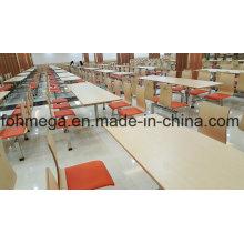 Mobília moderna da cantina da escola ajustada em Guangzhou (FOH-CMY08)