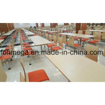 Современные школьной столовой комплект мебели в Гуанчжоу (сцены-CMY08)