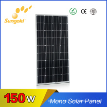 Venta caliente Panneaux Solaires Mono Solar Panel-150W