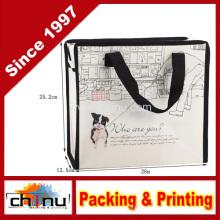 Promotion Einkaufen Verpackung Non Woven Tasche (920063)