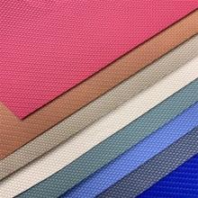 Design carré tissage en cuir PU pour sacs à main Lady