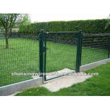 Powder Coated Gates und Zaun Design
