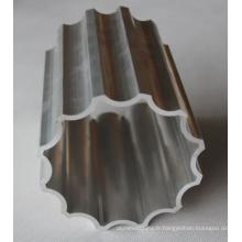 profilés en aluminium pour appareil memedical