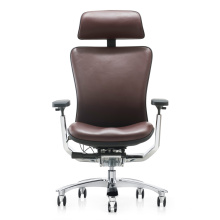 high end real leather office ergonomic executive chair leather