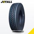 JOYALL China New Tire Factory neumático radial del camión 285 / 75R24.5 A878 Drive