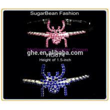 new designs rhinestone cheap tall pageant crown tiara princess tiara crown and wand tiara crown full round tiaras