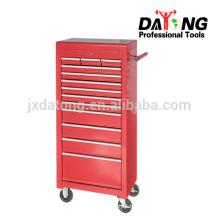 Best Choice Products Portable Top Chest Rolling Tool Caja de almacenamiento Cajones deslizantes del gabinete
