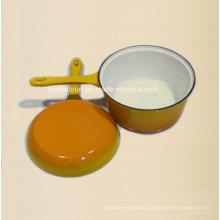 Doppelte Verwendung Gusseisen Milk Pot Hersteller aus China