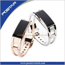 Hyperdon Relógio Inteligente Relógio de Marca Clássico com Bluetooth