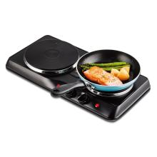 2500W Electrir burner stove double solid hotplate