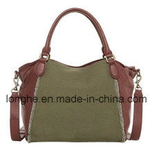Kontrastaufbau Dame Handbag (ly0143)