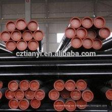 API 5L Gr.B Schweißen Stahlrohr SCH 40 Stahlrohr aus Hebei