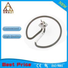 Elemento de aquecimento tubular de cozinha elétrica
