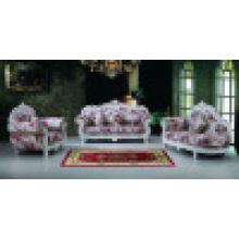Conjunto de sofá com moldura de sofá de madeira (D929E)