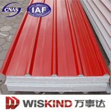 EPS/Polystyrene Sandwich Panel Building Material for Prefabricated Building