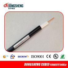 Lin un Manfacturer del cable para el cable coaxial RG6 Tri-Shield con UL RoHS