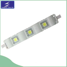 0.75W SMD5050 luz impermeable del módulo de LED con la lente
