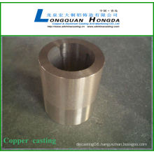 brass die casting brass casting parts
