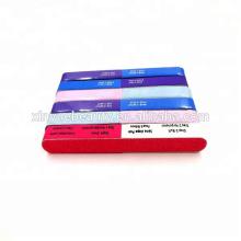Wholesale Customized printed 6 sides Nail Buffer For Polishing New Nail Buffer sponge buffer