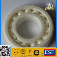 Rolamento de cerâmica cheia Rolamento de esferas profundo do sulco 6002 15X32X8 milímetro
