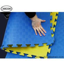 Tapis de jeu de bébé d'EVA de tapis de jeu de cinq bandes de cinq bandes de 2,0 cm