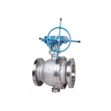API Trunnion Mounted Flanged Ball Valve